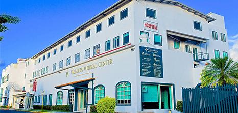 Vallarta aesthetic clinic entrance